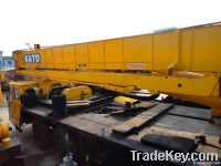 Sell Used KATO NK-400E-V Truck Crane