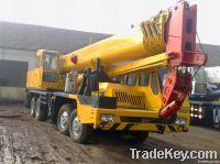 Used KATO NK-500E-V Truck Crane