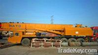 Sell Used KATO NK-800 Truck Crane 80T
