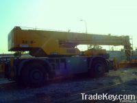 Sell Used TADANO GR500E Truck Crane