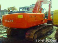 used HITACHI EX200-5 excavator
