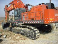 used HITACHI EX1200-6 excavator