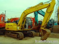 used SUMITOMO SH120-3 excavator