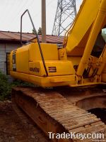 Used Komatsu Excavator (PC200-7)