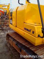 Used KOMATSU PC130-7 Excavator