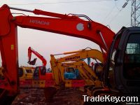 Used HITACHI ZX120-3 Excavator