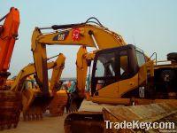 Used CAT 345D Excavator