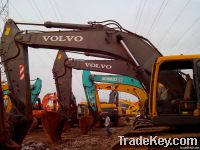 Used VOLVO Excavators (EC460BLC)