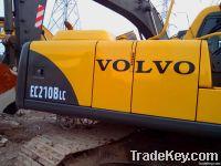 Used VOLVO Excavators (EC210BLC)