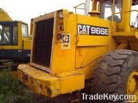 Used Wheel Loader (CAT 966E)