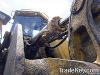 Used KOMATSU WA600-3 Wheel loader