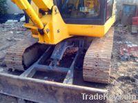 Used KOMATSU PC56 Excavator