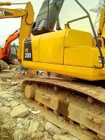 Used KOMATSU Excavators (PC200-8)