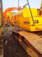 Used Komatsu Excavators (PC220-7)