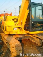 Used KOMATSU Excavator (PC70)