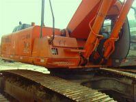 used HITACHI EX350H-5 excavator
