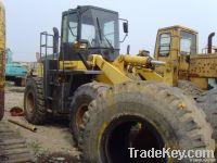 Used KOMATSU WA320-3 Wheel loader