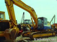 Used KOAMTSU PC200-5 Excavator