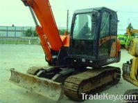 Used DOOSAN DH80-7 Mini Excavator
