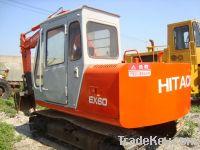 Used HITACHI EX60-1 Excavator