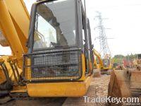 Used KOMATSU PC300-7 Excavator