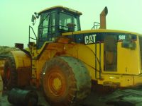 Used CAT 980G Wheel loader