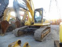 Used KOMATSU PC300-7 Excavator for sale