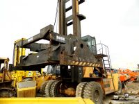 Used BOSS G36.3CH Container forklift for sale