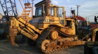 Used CAT D7H Bulldozer sale original japan CATERPILLAR BULLDOZER D7H