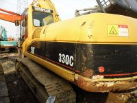Used CAT 330C Excavator for sale made in japan CATERPILLAR Excavator 330C