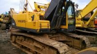 Used Volvo EC210BLC Excavator made in Korea Used Volvo Excavator EC210BLC