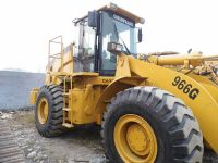 Used CAT 966G Wheel loader sale  made in japan CATERPILLAR Wheel Loader 966G