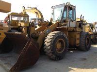 Used KAWASAKI 70ZIII Wheel loader sale china