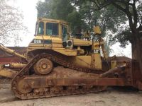 D9N Used CAT BULLDOZER FOR SALE MADE IN USA USED CAT D9N BULLDOZER