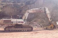 Used ATLAS 3306LC Excavator for sale Made in Germany