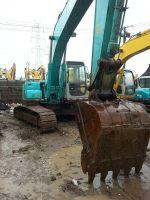 Used KOBELCO SK200-6 Excavator sale japan