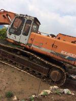 Used HITACHI EX400-1 Excavator for sale original japan