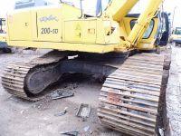 Used Hyundai 200-5D Excavator sale