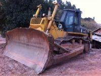 Used KOMATSU D155A-3 Bulldozer