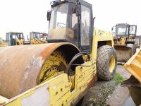 Used BOMAG BW219D-2 Single Drum Road Roller