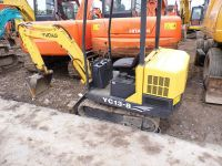 Used YUCHAI YC13-8 Mini Excavator For Sale