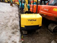 Used YUCHAI YC13-8 Mini Excavator For Sale