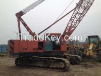 Used IHI 50 Ton Crawler Crane For Sale