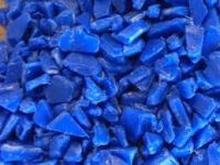 HDPE Blue Drum Baled Scrap, HDPE Drums Regrind/HDPE Blue Drums Flakes/HDPE Drums Scrap