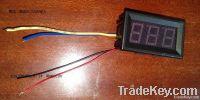 AC110(220V)micro, mini, Digital alternating volt meter industry part