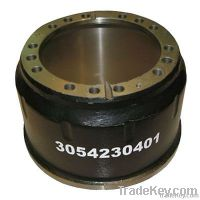 High quality  Brake Drum for Benz