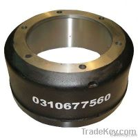 High quality Brake Drum for BPW