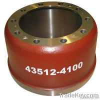 Brake Drum for HINO