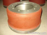 brake drum for semitrailer and truck