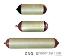 CNG cylinder type 2 CNG2-G-325-65-20B